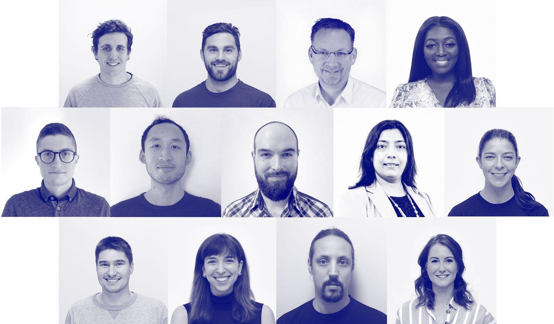 Paper's Leadership Team Headshots