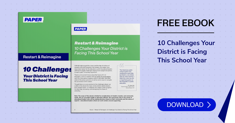 Restart & Reimagine Ebook Banner