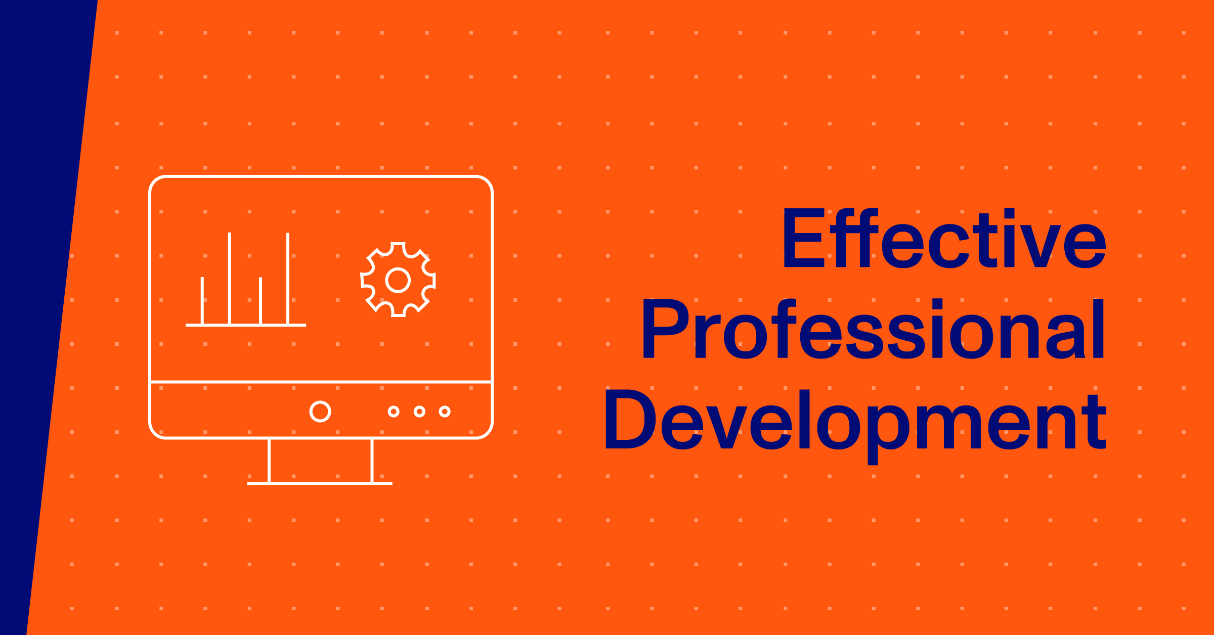 Blog Thumbnail, Effective Professional Development