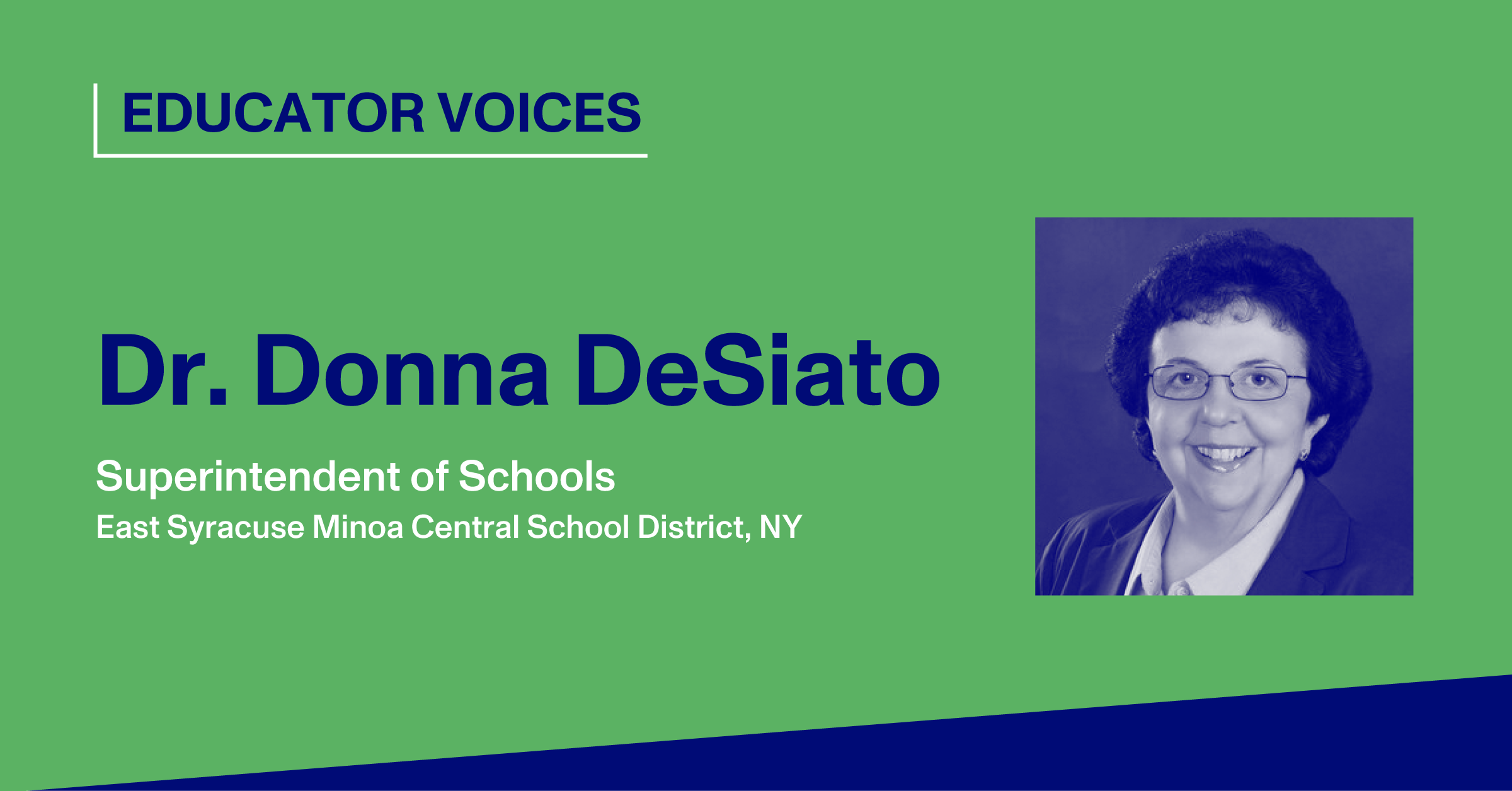 Blog Thumbnail - Headshot of Dr Donna DeSiato