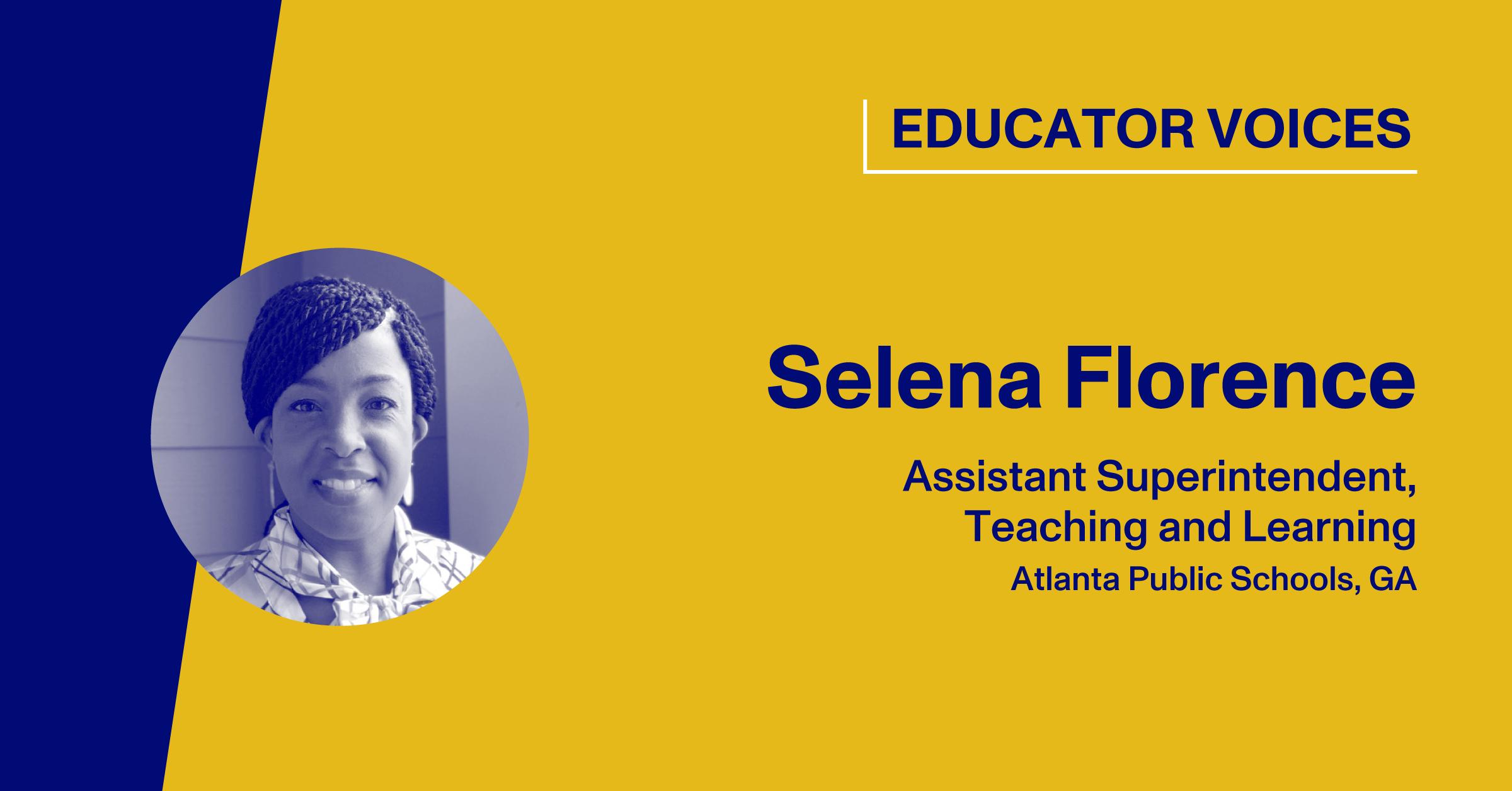 Blog thumbnail - Headshot of Selena Florence