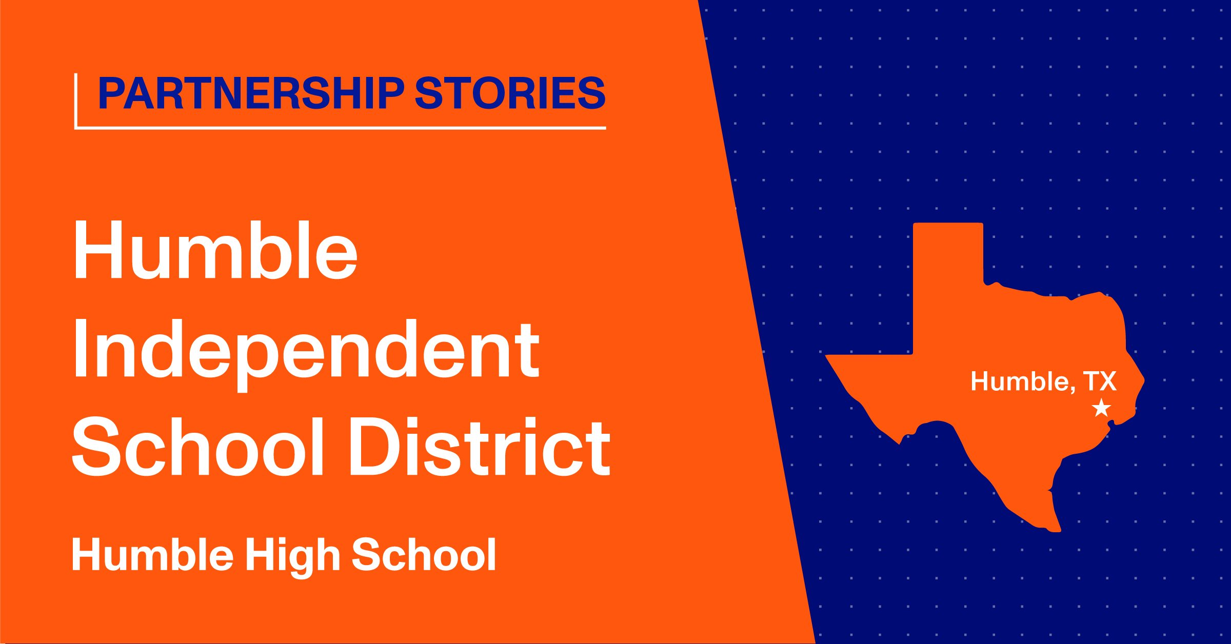 Humble Independent School District, Humble High School