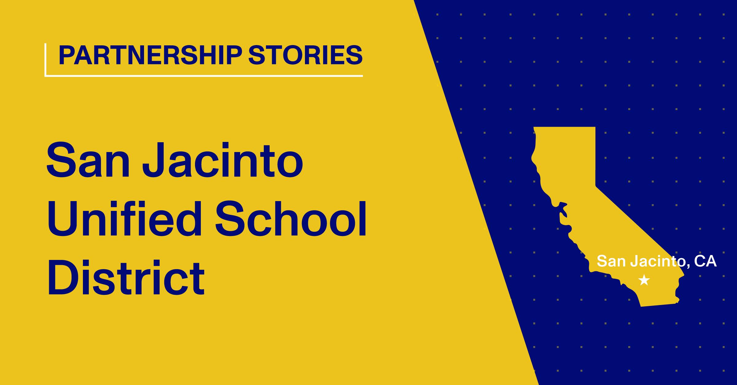 San Jacinto Unified School District