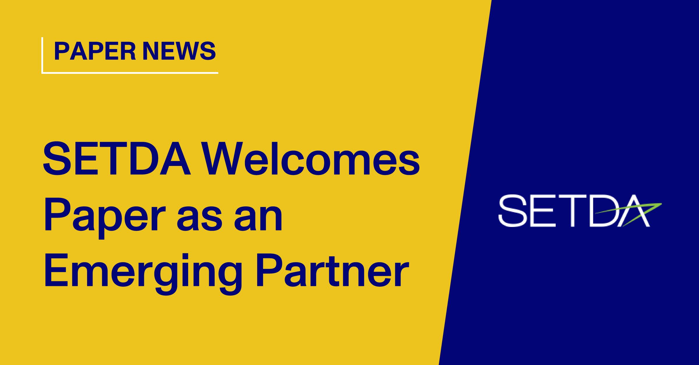 Blog thumbnail with SEDTA logo and headline