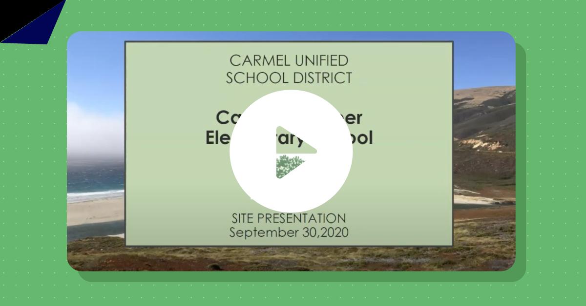 Video Thumbnail of Carmel USD Board Approval