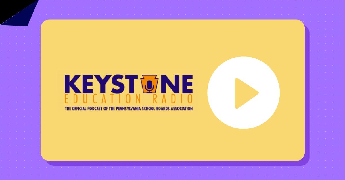 Thumbnail with Keystone Education Radio Logo