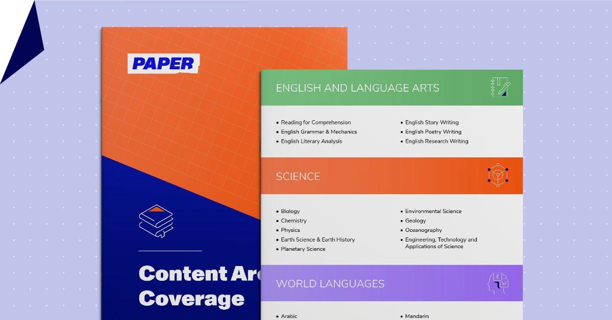 Thumbnail of PDF with Subjects and Topics Covered by Paper