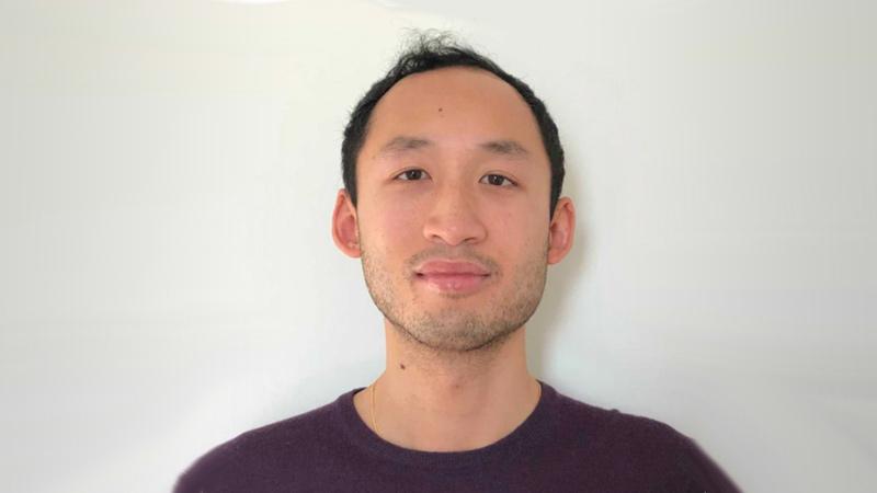 Headshot of Daniel Trang